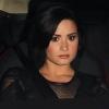 Beszállás közben villantott Demi Lovato - fotók!