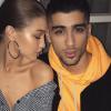 Kioktatott egy oldalt Gigi Hadid, hiszen megtámadták kapcsolatát Zaynnel