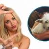 Kiskutyát fogadott örökbe Kaley Cuoco
