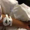 Kiszáradás miatt került kórházba Rihanna