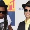 Kiszivárgott Lil Wayne és Bruno Mars duettje