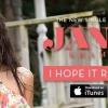 Klippremier: Jana Kramer – I Hope It Rains