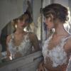 Konkoly Ági és Kárpáti Rebeka menyasszonyi ruhába bújtak