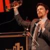 Könnyekben tört ki James McAvoy a színpadon