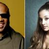 Közös dalt készített Ariana Grande és Stevie Wonder