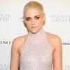 Kristen Stewart elárulta, miért vágatta le a haját