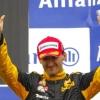 Kubica a hibák ellenére is 3. lett