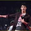 Kudarcba fulladt Joe Jonas koncertje