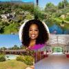 Kukkants be Oprah Winfrey új otthonába!