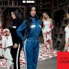Kylie Jenner a Calvin Klein legújabb kampányának fotóin is rejtegeti pocakját