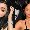 Kylie Jenner kiborult Rihannára