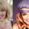 Kylie Minogue Britney Spears klipjében?