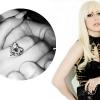 Lady Gaga eljegyzési gyűrűjétől frászt kapnak a férfiak