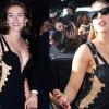 Lady Gaga Liz Hurley-t koppintotta