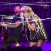 Lady Gagát lehányták a színpadon