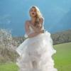 Lángra kapott Shakira esküvői ruhája — klippremier