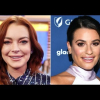 Lindsay Lohan belekötött Lea Michele-be, most reagált rá a színésznő