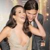 Lea Michele vigasztalja Ashton Kutchert