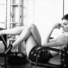 Ledobta a textilt Kendall Jenner