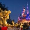 Lélegzetelállítóan gyönyörű a sanghaji Disneyland