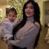 Lesd meg Kylie Jenner karácsonyi dekorációját!