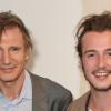 Liam Neeson fia nem viseli többé édesapja nevét