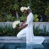 Lil Nas X várandósságot imitál új fotóján