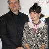 Lily Allen és David Harbour egyenfrizurát csináltatott egy gálára