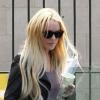 Lindsay Lohan elkezdte a közmunkát