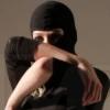 Lindsay Lohan ninjaként pózol?