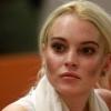 Lindsay Lohan őrizetben