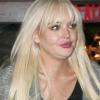 Zsírral töltette fel arcát Lindsay Lohan!
