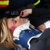 Liptai Claudia autóbalesetet szenvedett