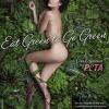 Lisa Edelsteinnek jól áll a zöld