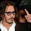 Ló mentette meg Johnny Depp életét