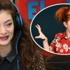 """Lorde: """"A Paramore azonnal keressen új énekesnőt!"""""""