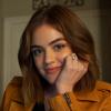 Lucy Hale a megérzéseire hallgatott, amikor elfogadta Aria Montgomery szerepét