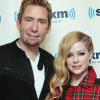 Ma is közel áll exférjéhez Avril Lavigne