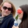 Macaulay Culkin sugárzik a boldogságtól