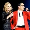 Madonnát is elérte a Gangnam-láz!