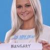 Magyar lány nyerte a Miss Deaf Europe 2013 címet