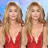 Magyar tervező ruhájában szerepelt Gigi Hadid a Jimmy Kimmel-showban