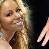 Mariah Carey megmutatta eljegyzési gyűrűjét