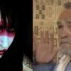 Marilyn Mansonnak üzent a névadója