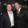 Matt Damon szerint Ben Afflecknek nagyon jót tett az elvonó
