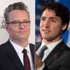 Matthew Perry megütötte a kanadai miniszterelnököt