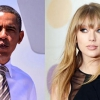 Ciki! Még az elnök is Taylor Swiftet szívatja!