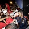 Megérkezett Mexikóba a spanyol válogatott