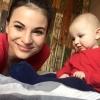 Megható szavakkal köszöntötte fiát első születésnapja alkalmából Nádai Anikó