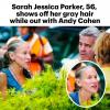 Megismered? Mindenkit meglepett Sarah Jessica Parker ősz hajjal